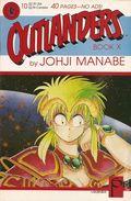 Outlanders (1988-1991 Dark Horse) 10