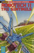 Robotech 2 The Sentinels The Malcontent Uprisings (1989) 2