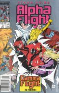 Alpha Flight (1983 1st Series) 76