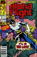 Alpha Flight (1983 1st Series) 81