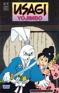 Usagi Yojimbo (1987 1st Series) 19