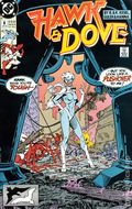 Hawk and Dove (1989 3rd Series) 8