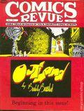 Comics Revue (1984-2009 Comics Interview) 40