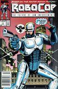 Robocop (1990 Marvel) 1