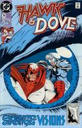 Hawk and Dove (1989 3rd Series) 10