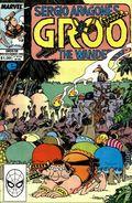 Groo the Wanderer (1985 Marvel) 58