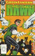 Green Lantern Emerald Dawn I (1989) 4