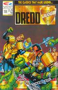 Law of Dredd (1989) 10
