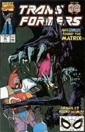 Transformers (1984 Marvel) 65