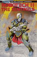 Robotech 2 The Sentinels The Malcontent Uprisings (1989) 7