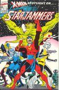 X-Men Spotlight on Starjammers (1990) 1