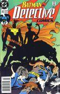 Detective Comics (1937 1st Series) 612