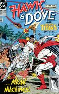 Hawk and Dove (1989 3rd Series) 12