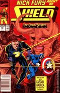 Nick Fury Agent of SHIELD (1989 3rd Series) 10