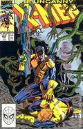 Uncanny X-Men (1963 1st Series) 262