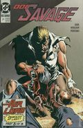 Doc Savage (1988 2nd DC Series) 21