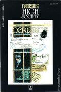 Cerebus High Society (1990) 7