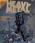 Heavy Metal Magazine (1977) 1