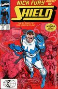 Nick Fury Agent of SHIELD (1989 3rd Series) 13