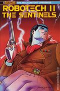 Robotech 2 The Sentinels The Malcontent Uprisings (1989) 5