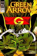 Green Arrow (1987 1st Series) 34