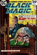 Black Magic (1973 DC) 1