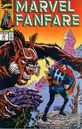 Marvel Fanfare (1982 1st Series) 49
