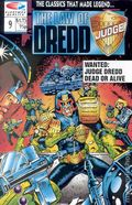 Law of Dredd (1989) 9