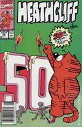 Heathcliff (1985-1991 Marvel/Star Comics) 50