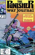 Punisher War Journal (1988 1st Series) 19