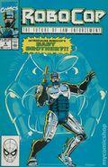 Robocop (1990 Marvel) 4