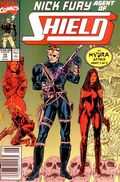 Nick Fury Agent of SHIELD (1989 3rd Series) 12