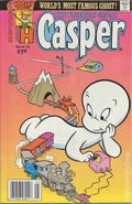 Casper the Friendly Ghost (1958 3rd Series Harvey) 252