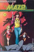 Maze Agency (1988 1st Series) 15