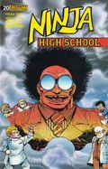 Ninja High School (1986 Antarctic/Eternity) 20