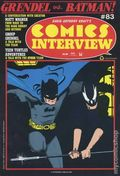 Comics Interview (1983) 83