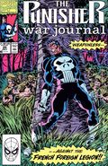 Punisher War Journal (1988 1st Series) 20
