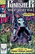 Punisher War Journal (1988 1st Series) 20