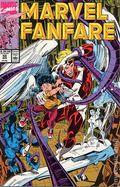 Marvel Fanfare (1982 1st Series) 50