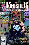 Punisher War Journal (1988 1st Series) 17