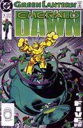 Green Lantern Emerald Dawn I (1989) 5