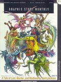 Graphic Story Monthly (1990) 4