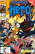 Hero (1990 Marvel) 4