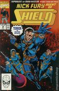 Nick Fury Agent of SHIELD (1989 3rd Series) 16