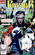 Punisher War Journal (1988 1st Series) 18
