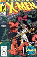 Uncanny X-Men (1963 1st Series) 265