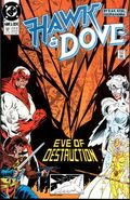 Hawk and Dove (1989 3rd Series) 17