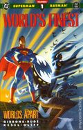 World's Finest (1990 Limited Series) Worlds Apart 1