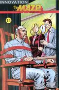 Maze Agency (1988 1st Series) 14
