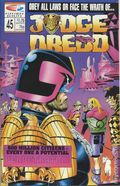 Judge Dredd (1986 Quality) 45